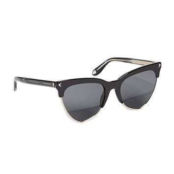 Givenchy Women's Teardrop Sunglasses