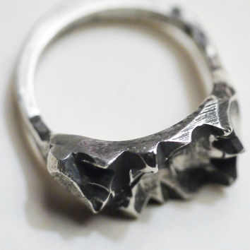 Rocky Mountain Sterling Silver Ring