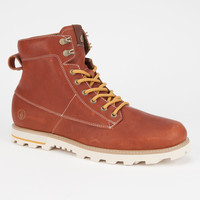Volcom Smithington Mens Boots Rust  In Sizes
