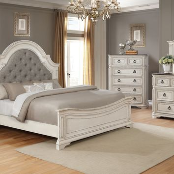Mill Creek Antique Queen Bedroom Set