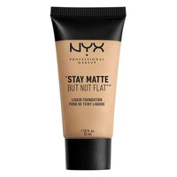 NYX Stay Matte But Not Flat Liquid Foundation - Nude - #SMF02