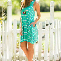 You And Me Forever Dress, Mint