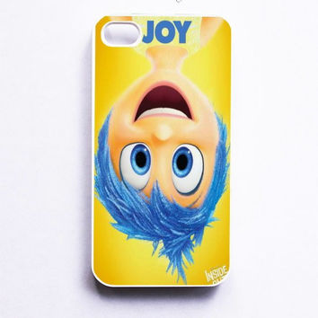 Disney Inside Out Joy Phone Case For iPhone Samsung iPod Sony
