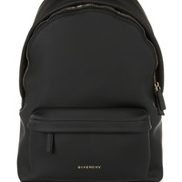 Givenchy | Backpack in black coated canvas | NET-A-PORTER.COM
