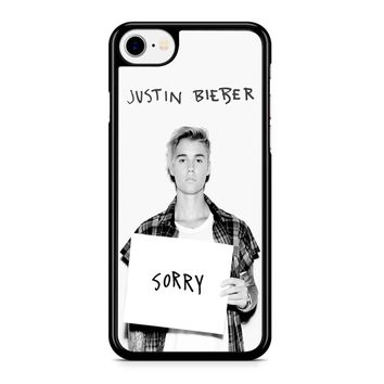 Justin Bieber Sorry Iphone 8 Case