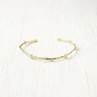 Free People Twig Bracelet