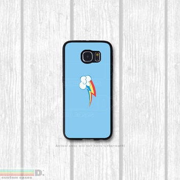My Little Pony, Cutie mark, Custom Phone Case for Galaxy S4, S5, S6, MLP, FIM
