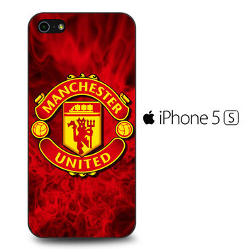 Manchester United The Red Devil iPhone 5S Case
