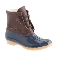 Women's Sperry Top-Sider For J.Crew Saltwater Boots