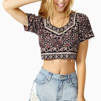 Amulet Crop Top