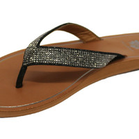 Yellow Box Biago Black Flip Flops
