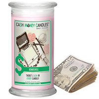 Bombshell Cash Money Candles