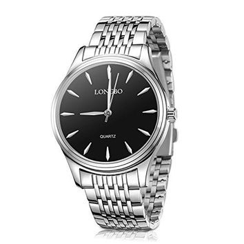 Womens WatchesStainless Steel Quartz Waterproof Watch for WomenLadies Fashion Dress Business Casual Couple Wrist WatchesWomen