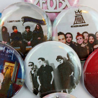Fall Out Boy  :  Pins