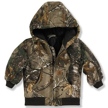Carhartt Realtree Xtra® Camo Hoodie Jacket - Infant, Toddler & Boys