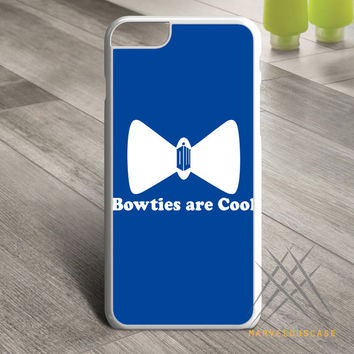 Doctor Who Bow Ties Are Cool Custom case for iPhone, iPod and iPad