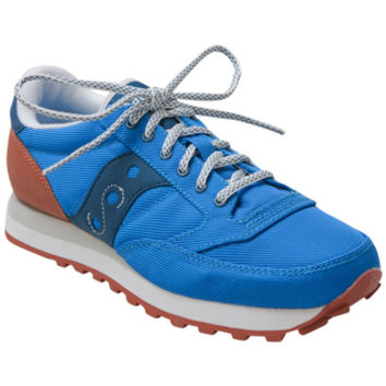 Saucony Jazz Original Ballistic Blue Orange Blue Sneaker
