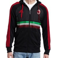 AC Milan Hooded Anthem Jacket