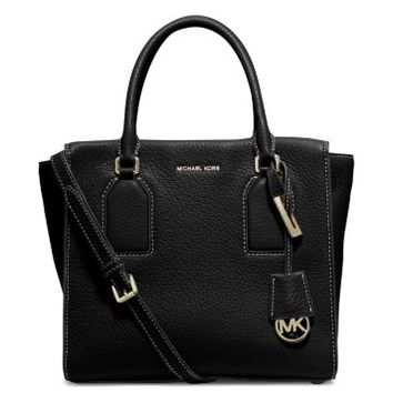 Selby Large Leather Satchel | Michael Kors