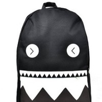 New Girl Boy Canvas Backpack School Bag Carry On Travel Luggage