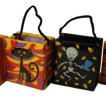 72 Halloween Decorations - Bags