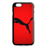 puma Black iPhone 6 Case