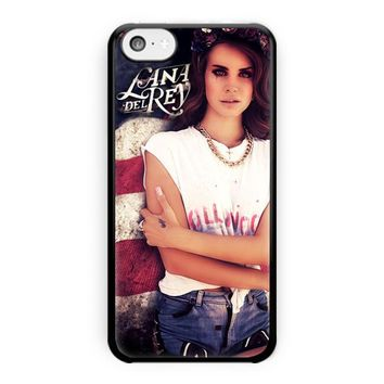 Lana Del Rey Born To Die Supreme iPhone 5C Case