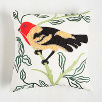 Be a Be-Weaver Pillow