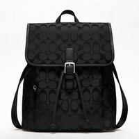 Coach :: Coach Classic Backpack In Signature Fabric