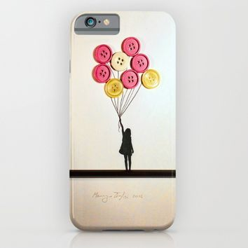 Over the hill iPhone & iPod Case by Maz74