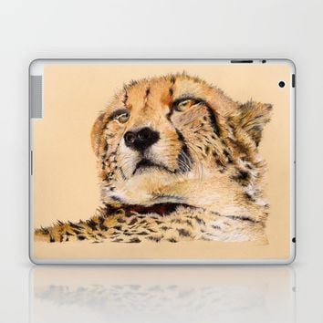 Season of the Cheetah Laptop & iPad Skin by michael jon
