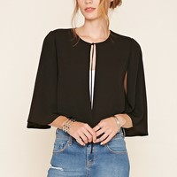 Contemporary Cropped Cardigan