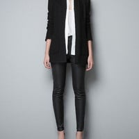 BLAZER WITH SPARKLES ON THE SHOULDER - Blazers - Woman - ZARA United States
