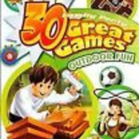 Family Party: 30 Great Games -- Outdoor Fun  (Nintendo Wii, 2009) Complete