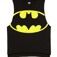Cool Batman Muscle Tee