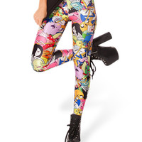 Adventure Time Leggings-Kawaii Clothing-Costume Yoga Pants-Lumpy Space Princess Tights-NOT shoes shirt leg sock dress plush pin poster sword