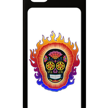 Sacred Calavera Day of the Dead Sugar Skull iPhone 5 / 5S Grip Case