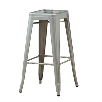 Monarch Specialties I 2402 Cafe Bar Stools (Set of 2) | Lowe's Canada
