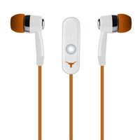 Texas Longhorns Handsfree Earbuds