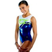 Gymnastics Leotards by Snowflake Designs Infinity Tank Leotard Cool Gymnastic Leotards for Workout and Competition