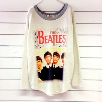 The Beatles Women Sweatshirts