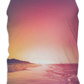 Summer - Tank top men created by HappyMelvin | Print All Over Me