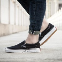 VANS He loves me Slip On Couple Sneaker Casual Shoes