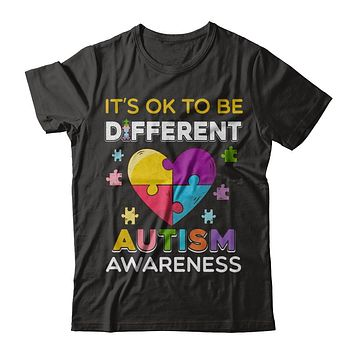 It's Ok To Be Different Autism Awareness Gift 2018