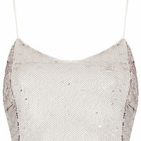 **LIMITED EDITION GOLD SEQUIN BRALET