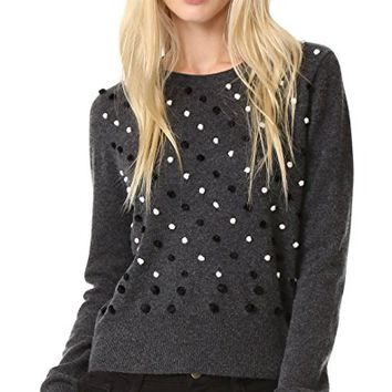 Women's Revaya Pom Pom Sweater