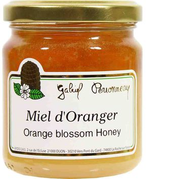 Gabrid Perionmeay French Orange Blossom Honey 8.8 oz. (250g)