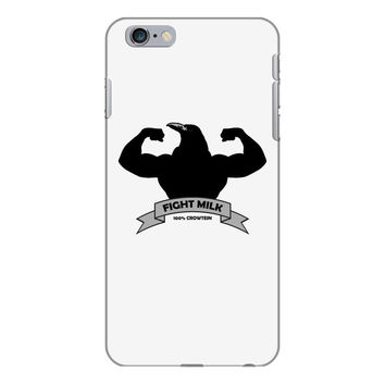 8. fight milk 002 iPhone 6/6s Plus  Shell Case