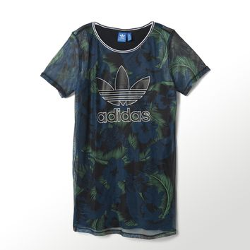 adidas Hawaii Mesh Dress | adidas US