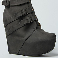 The Janne Shoe in Black
